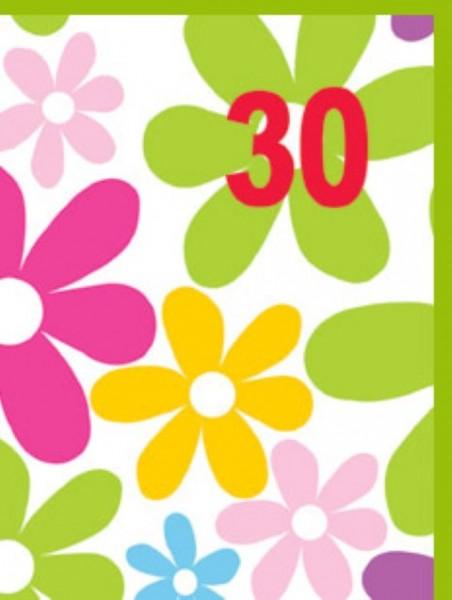 Minik. Just Flowers 30