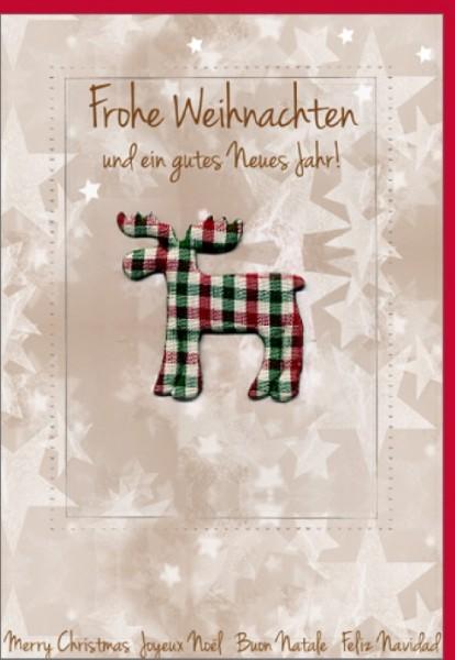 Umschlagk. Frohe Weihnachten