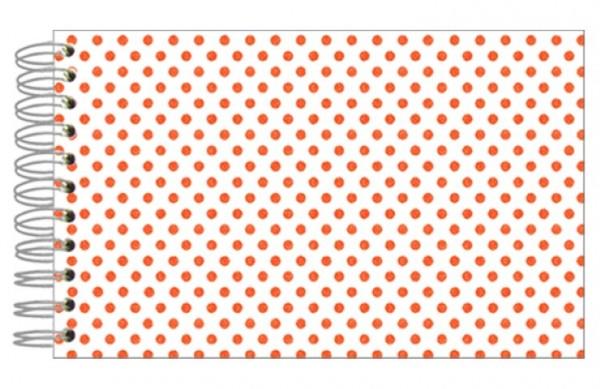 Fotoalbum 13x18 Neon Little Shabby Dots