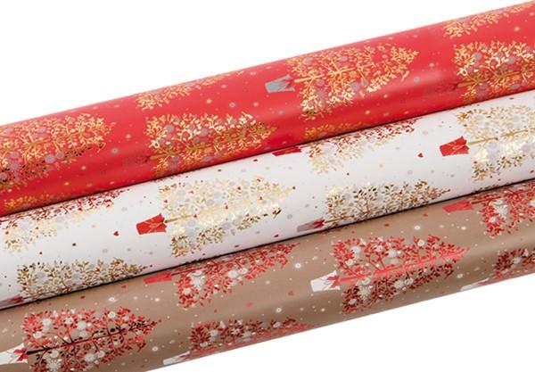 Rollen Stern Christmastree