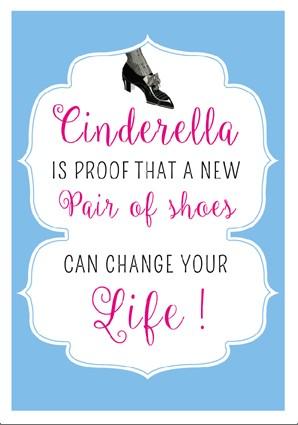 Postk. Vintage Cinderella...
