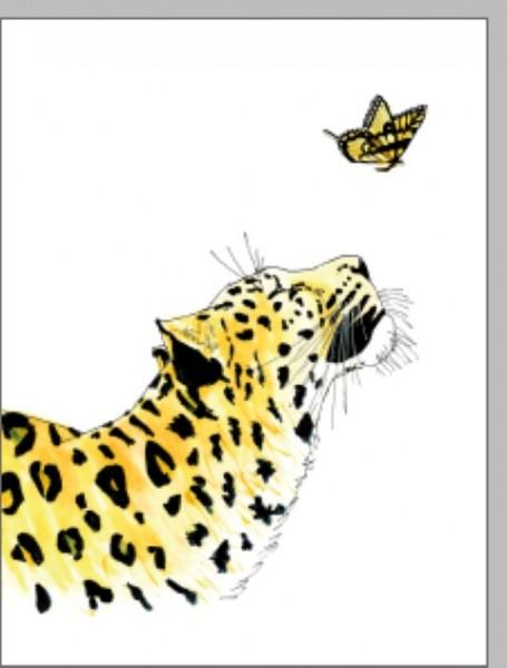 Minik. Leopard