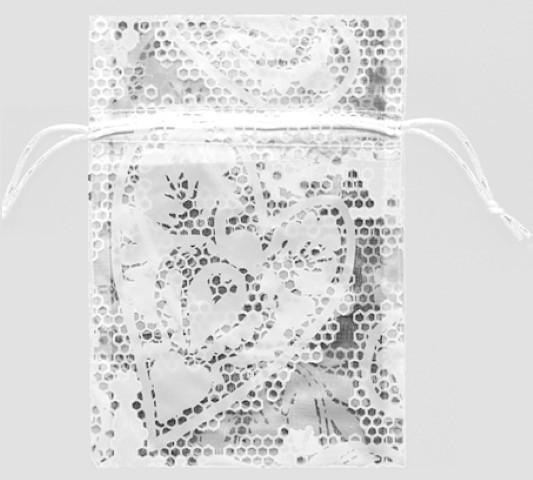 Verona Bag weiß 12x9cm