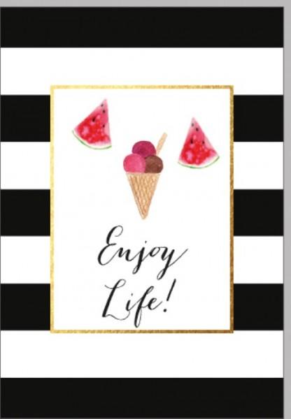 Umschlagk. Enjoy Life