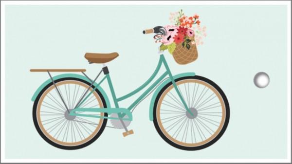 Tags Fahrrad