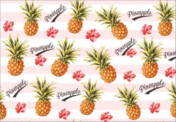 Pineapple 50x70