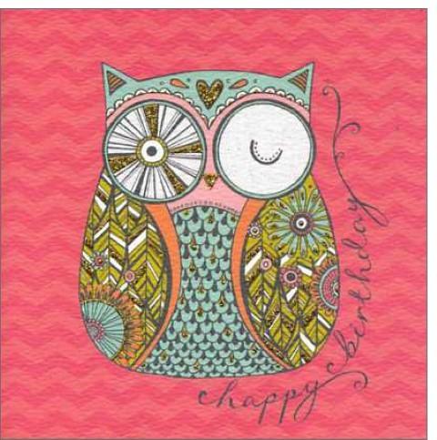 Umschlagk. H.B. Owl