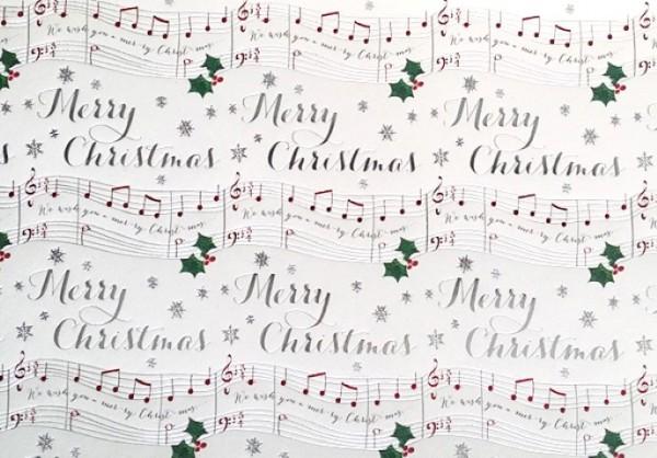 Merry Christmas Noten