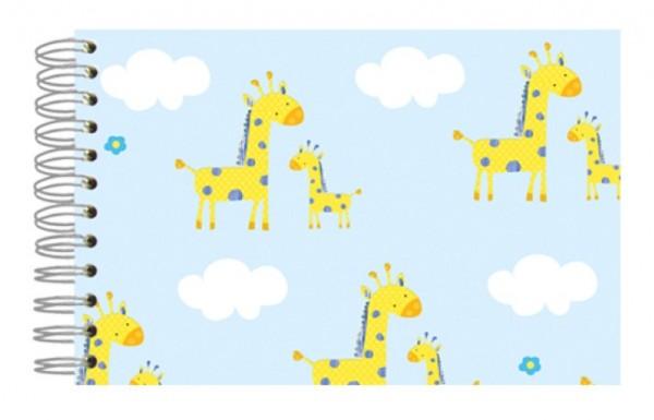Fotoalbum 13x18 Baby Giraffen