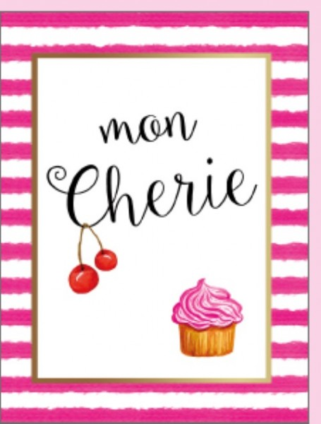 Minik. Mon Cherie