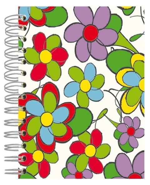 Buch A5 Flower-Power