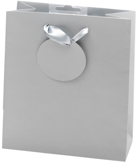 Basic Silver Bag medium