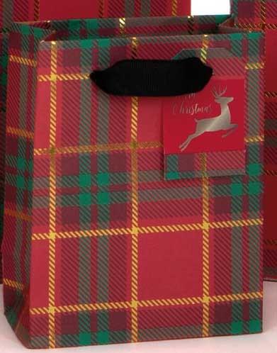 Tartan Muster Bag small