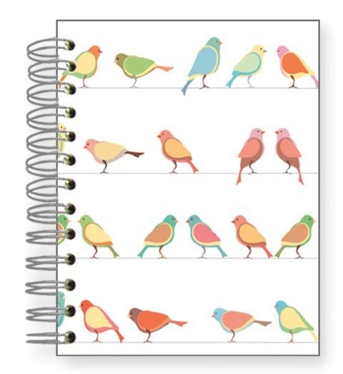 Buch 12x15 Birdy-Vogelparade