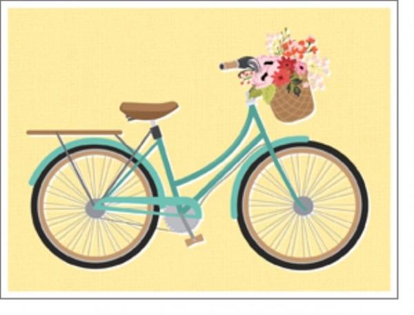 Minik. Fahrrad