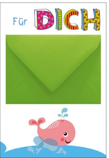 Umschlagk. Für Dich Umschlag