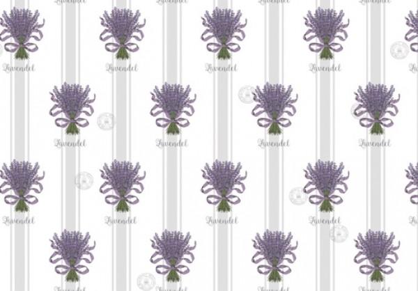 Lavendel 50x70