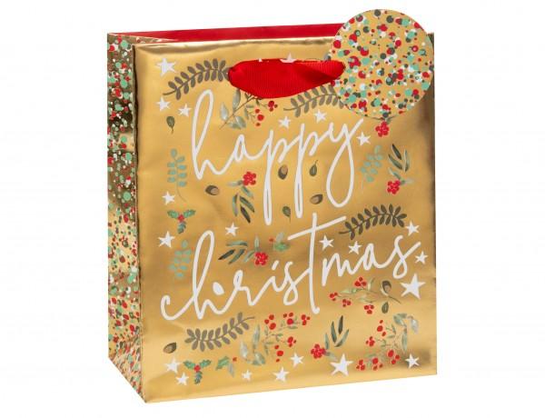 Weihnachtsglück Bag medium