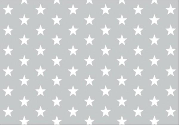 Silver Stars 50x70