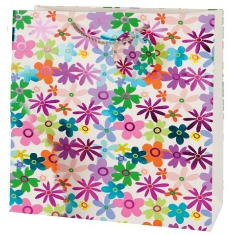 Flower Power Bag large