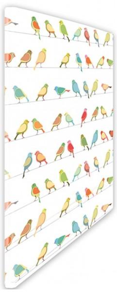 Schnellhefter Birdy-Vogelparade