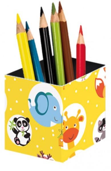 Stifteköcher Animals