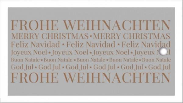 Tags Grey Christmas United