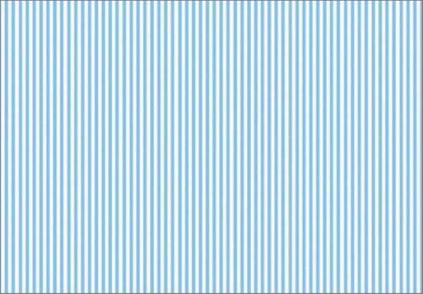 Streifen blau 50x70