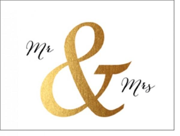 Minik. Mr & Mrs Gold