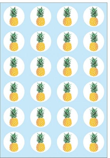 Umschlagk. Ananas