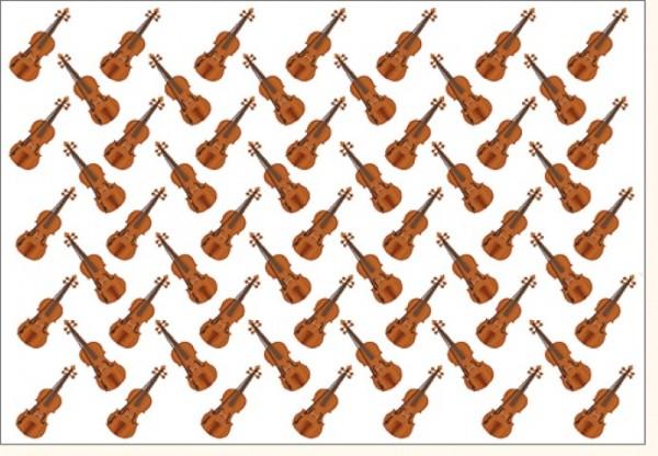 Umschlagk. Violinen