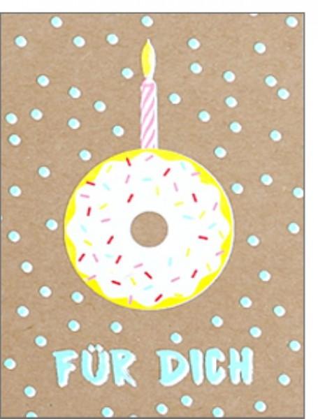 Minik. pp Donut für Dich