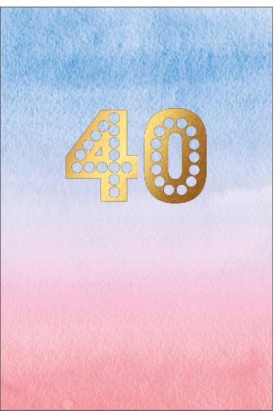 Umschlagk. LW 40