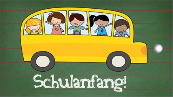 Tags Schulbus