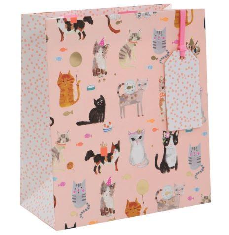 Katzen Bag medium