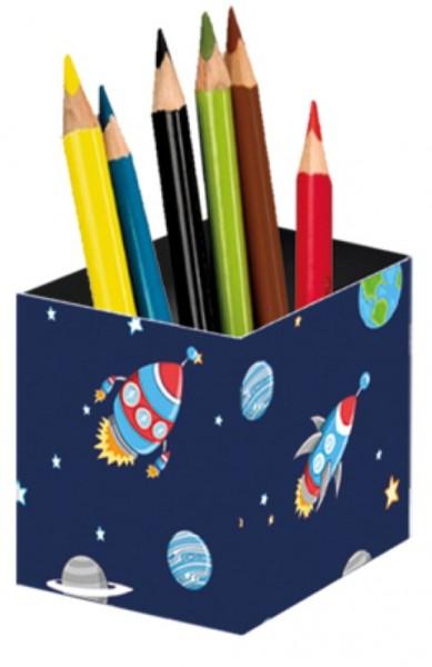 Stifteköcher Space