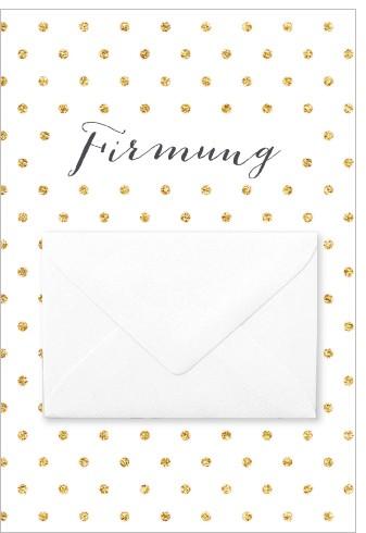 Umschlagk. pc Firmung Twinkle Umschlag