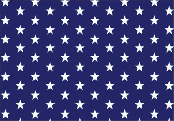 Blue Stars 50x70
