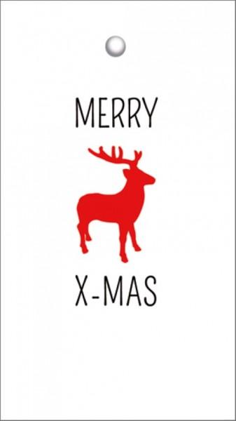 Tags Merry X-Mas Hirsch