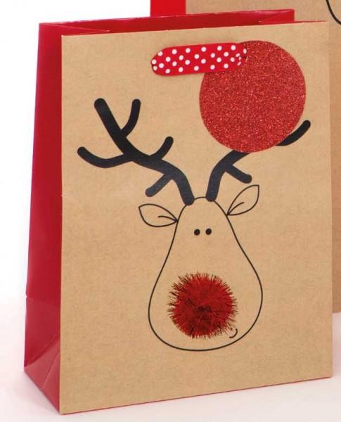 Reindeer Selfie Bag medium