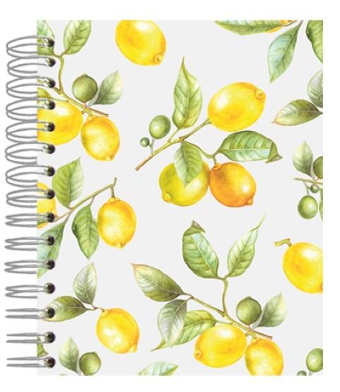 Buch A5 Lemon