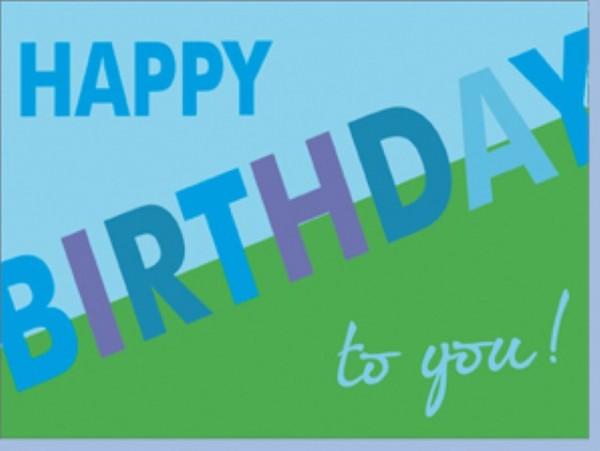 Minik. Happy Birthday