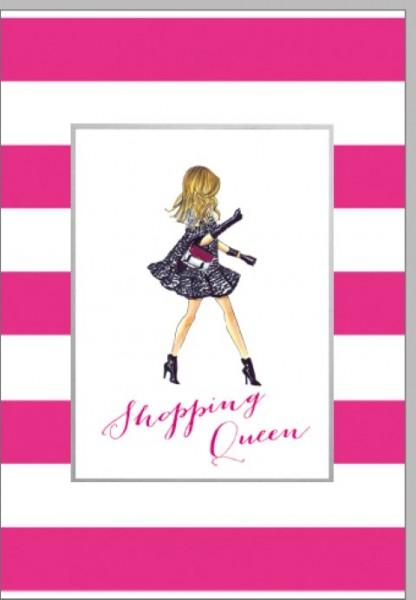 Umschlagk. Shopping Queen