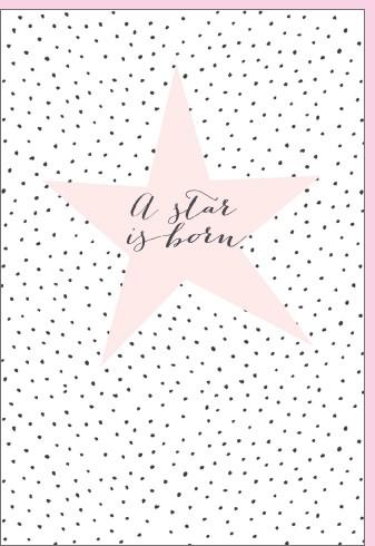 Umschlagk. pc A star is born rosa