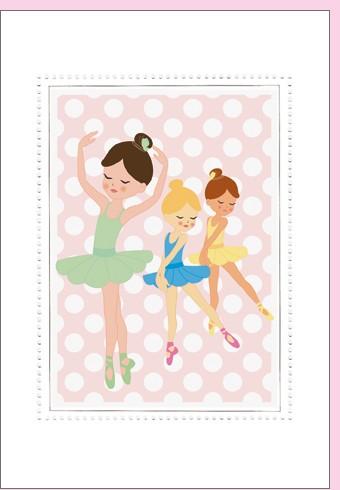 Umschlagk. Ballerina