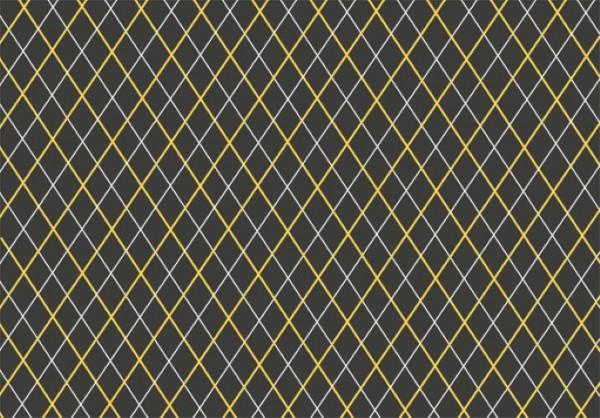 Grey Orange Square 50x70
