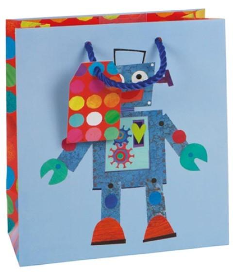 Roboter Bag medium