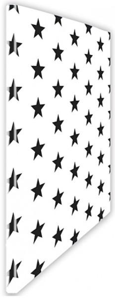 Schnellhefter black Stars