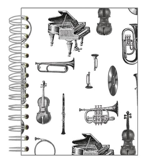 Buch A5 Instrumente