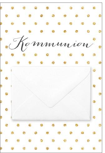 Umschlagk. pc Kommunion Twinkle Umschlag
